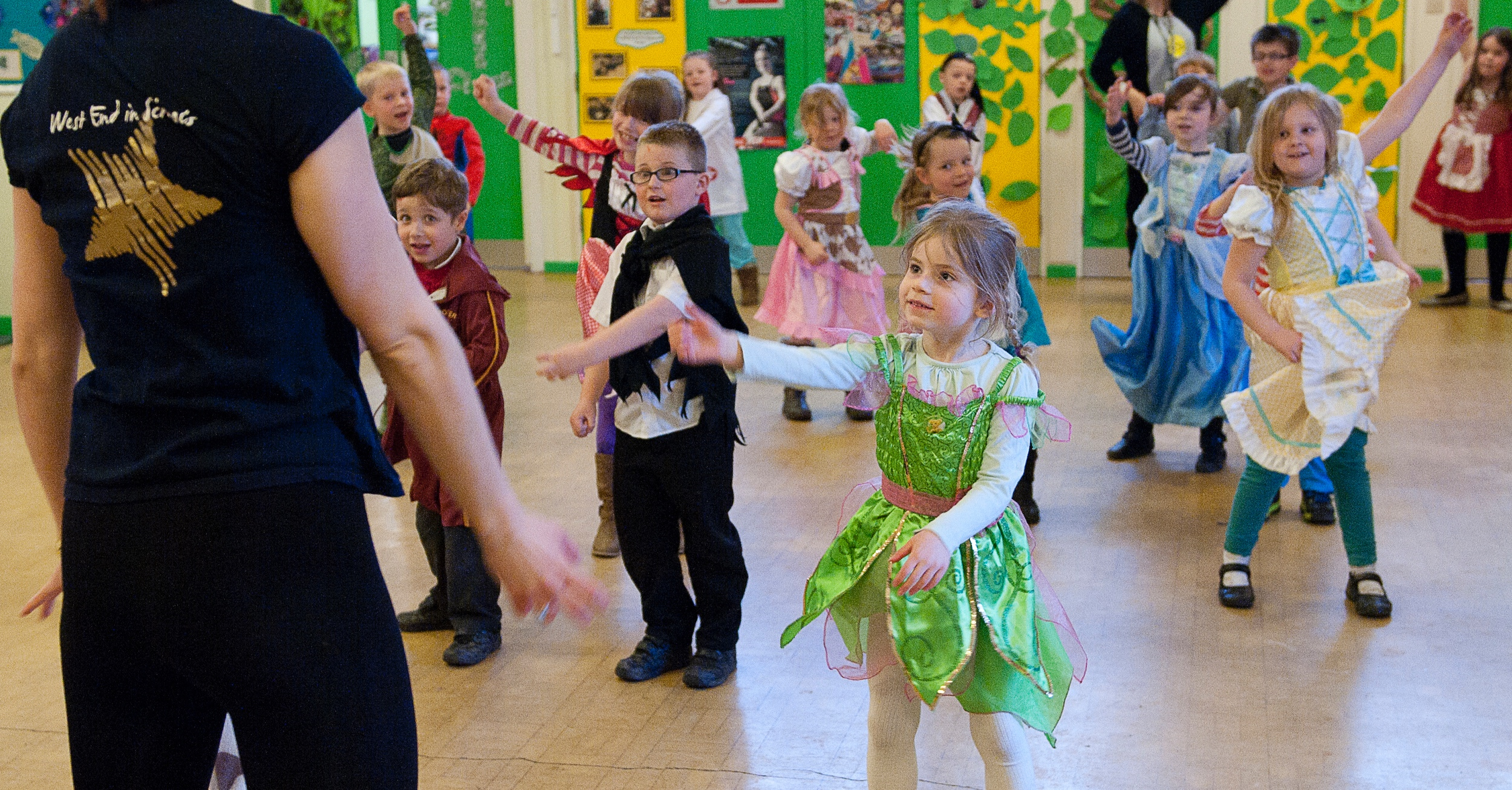 World Book Day Dance workshops