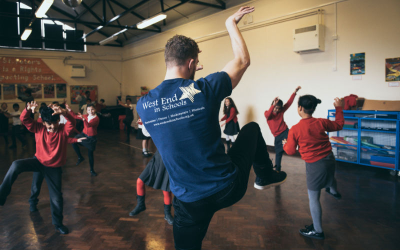 dance for primary