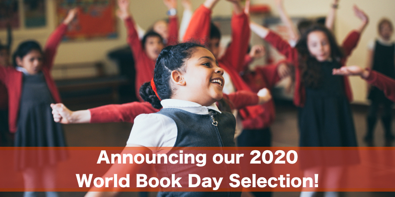 Announcing our 2020 World Book Day Selection