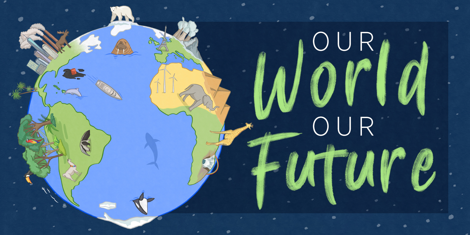 Teacher Resources - Our World, Our Future — West End in Schools