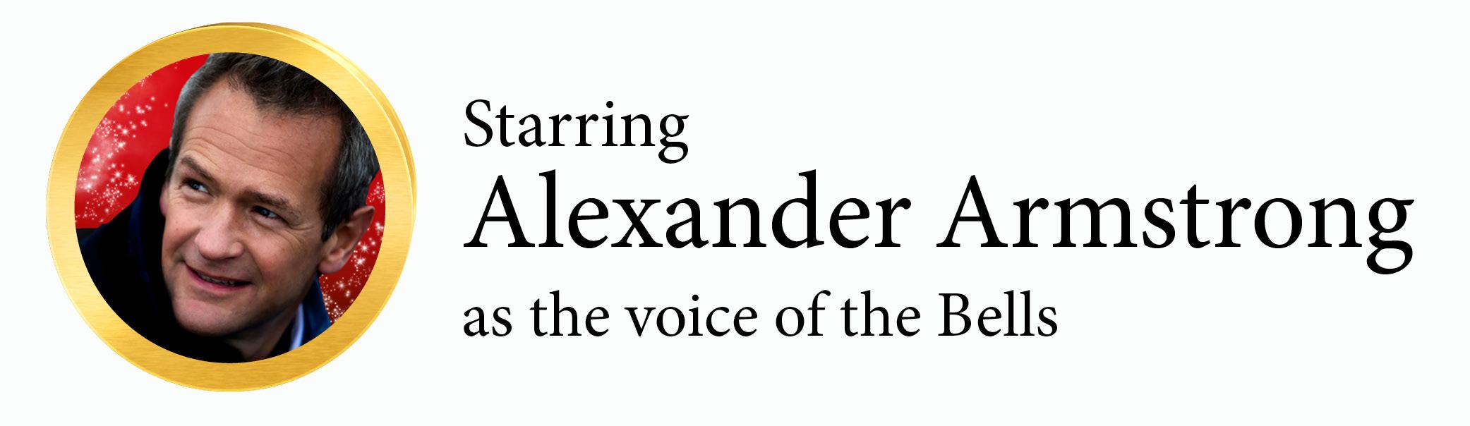 Dick Whittington School Pantomime Alexander Armstrong
