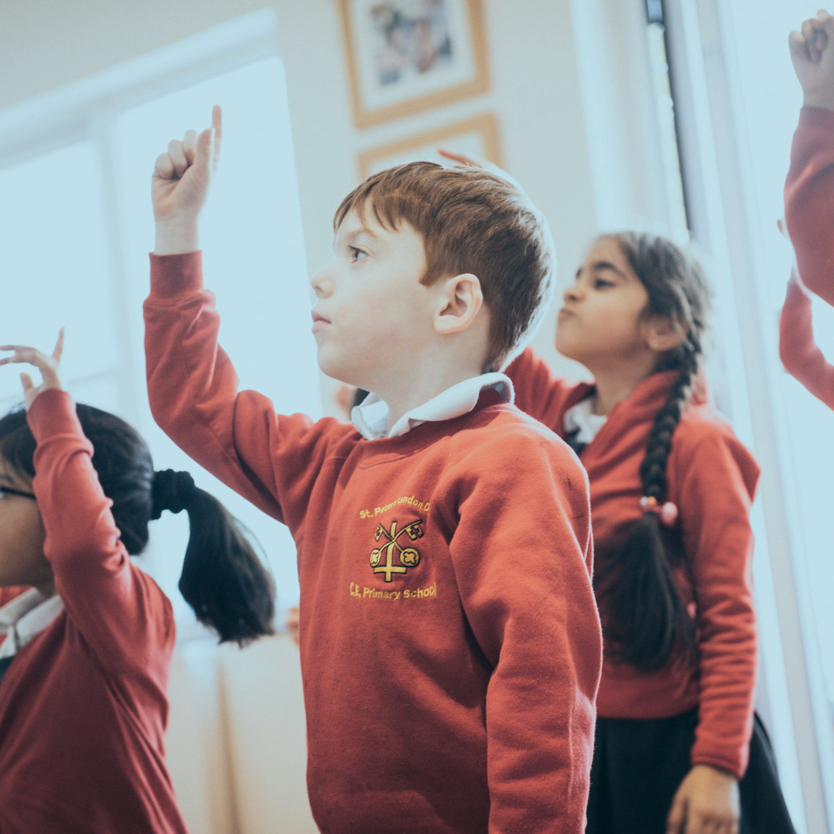 Shakespeare Today workshops for primary schools