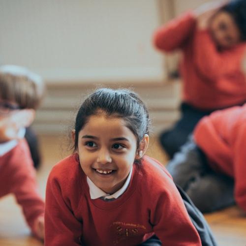 Poetry Explorer - Drama workshops based on popular children's poems
