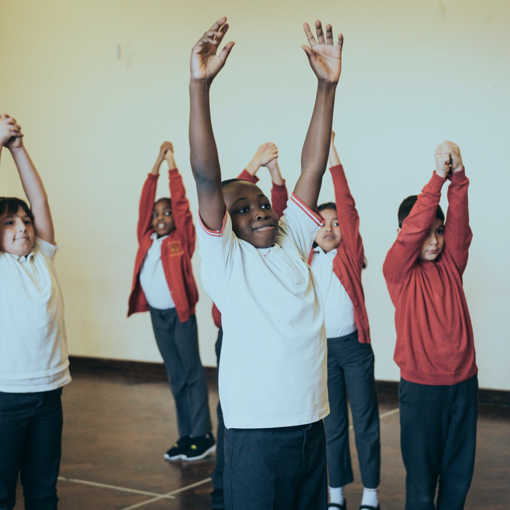 Poetry in Motion - dance workshops inspired by children's poetry