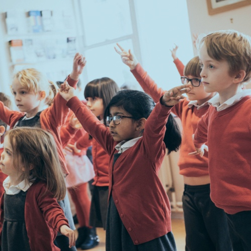 Mini Musicals - dance workshops inspired by west end musicals