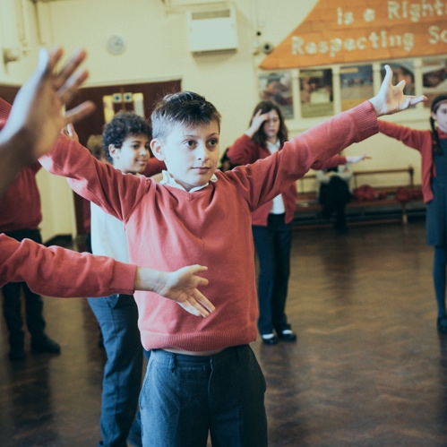 Britain to Brazil - The olympics dance workshop
