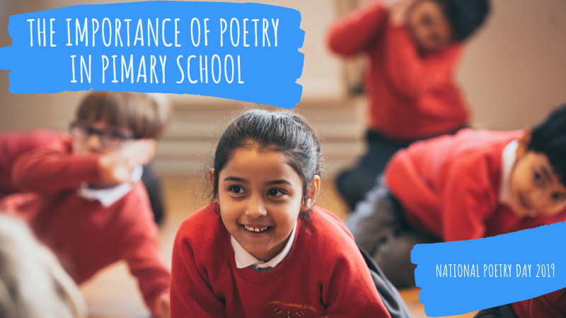 The importance of Poetry in Primary Schools