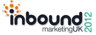 Highlights from Inbound Marketing 2012