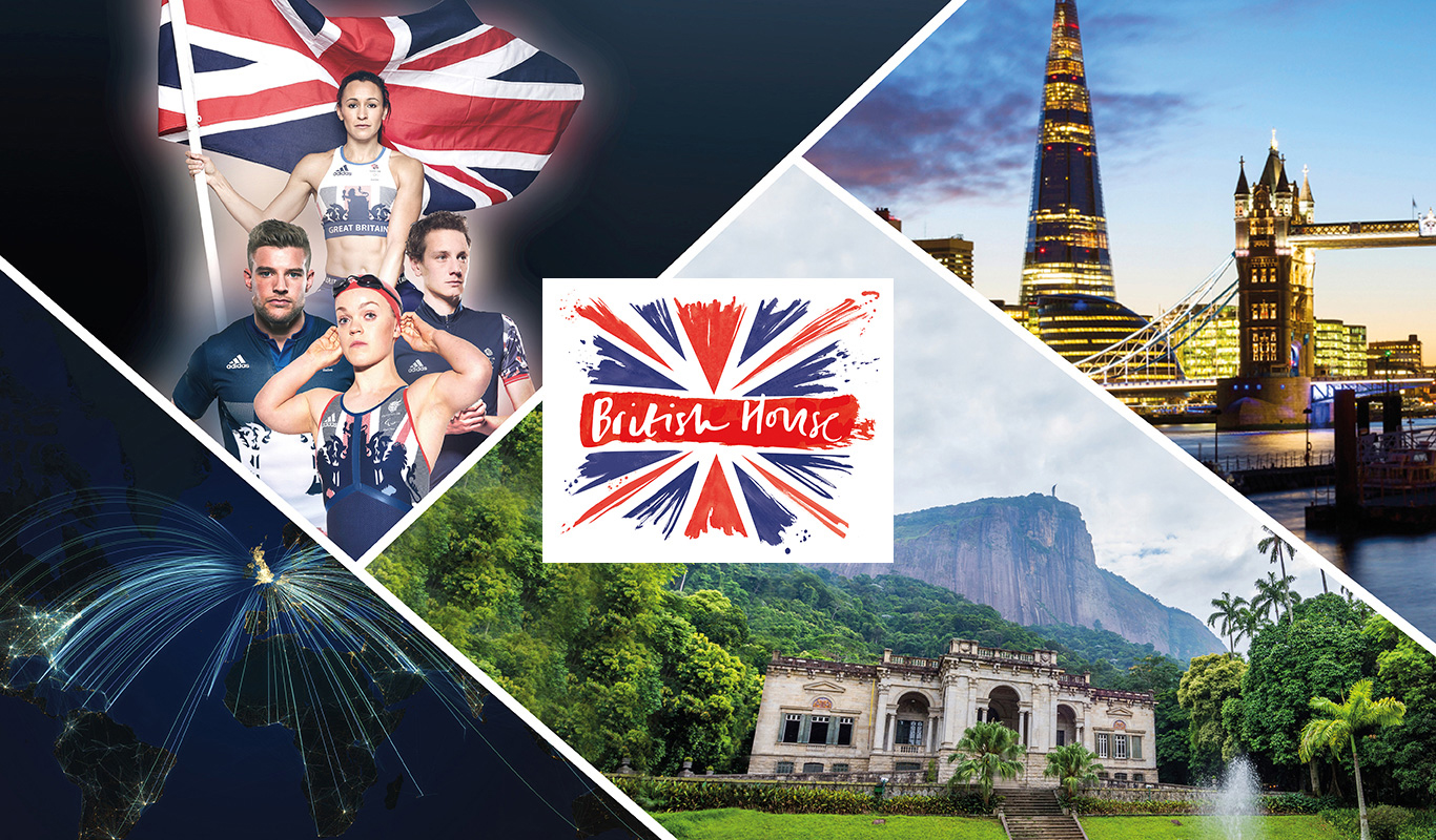 Official contributor at British House, Rio Olympics 2016