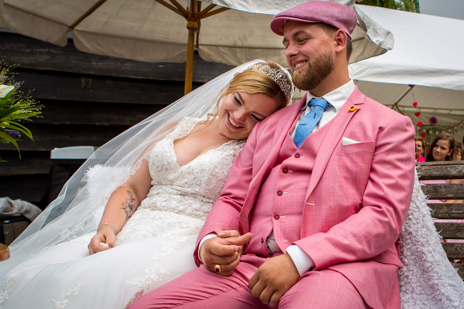 Bruiloft Suzanne & Steyn -