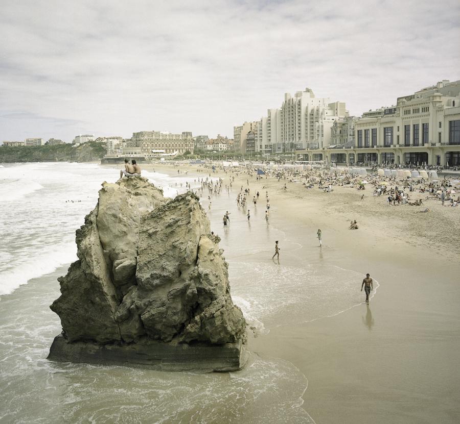 Biarritz 2009. © Gian Giacomo Stiffoni, all rights reserved