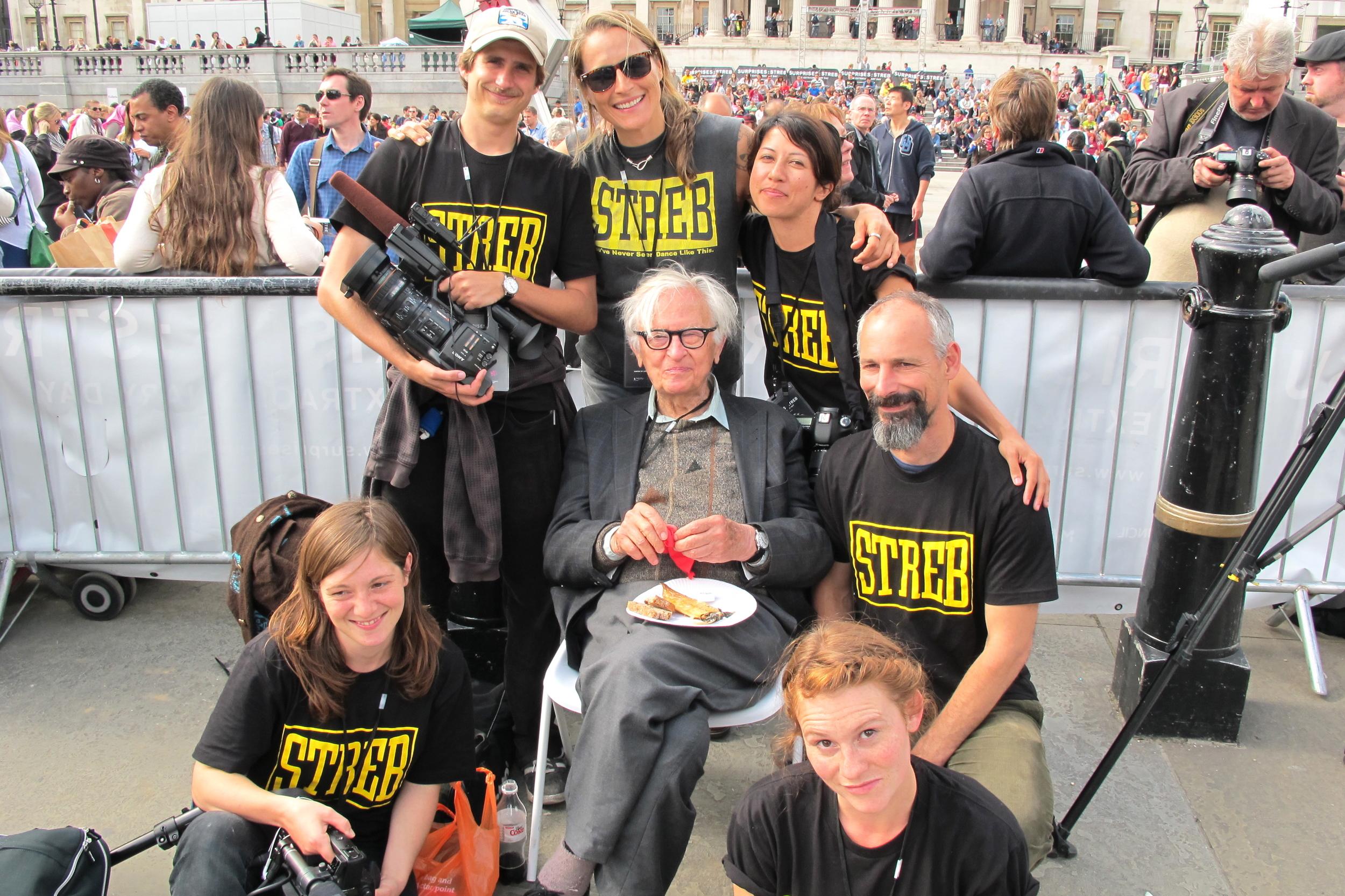 The Team, London 2012