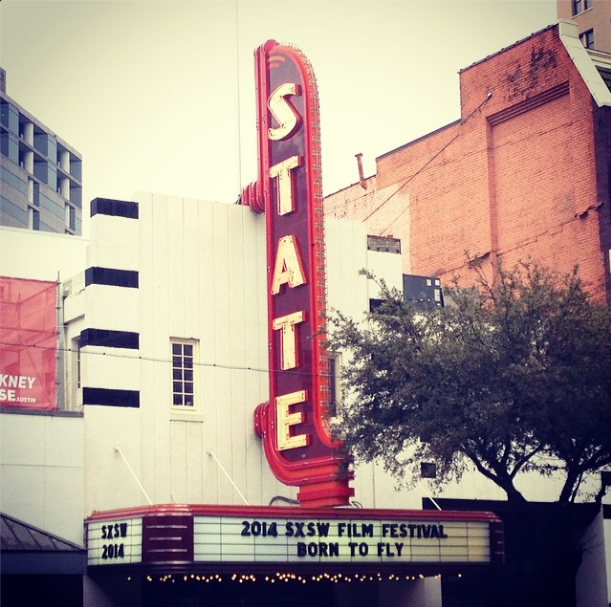 Born to Fly World Premiere at the Stateside Theatre!