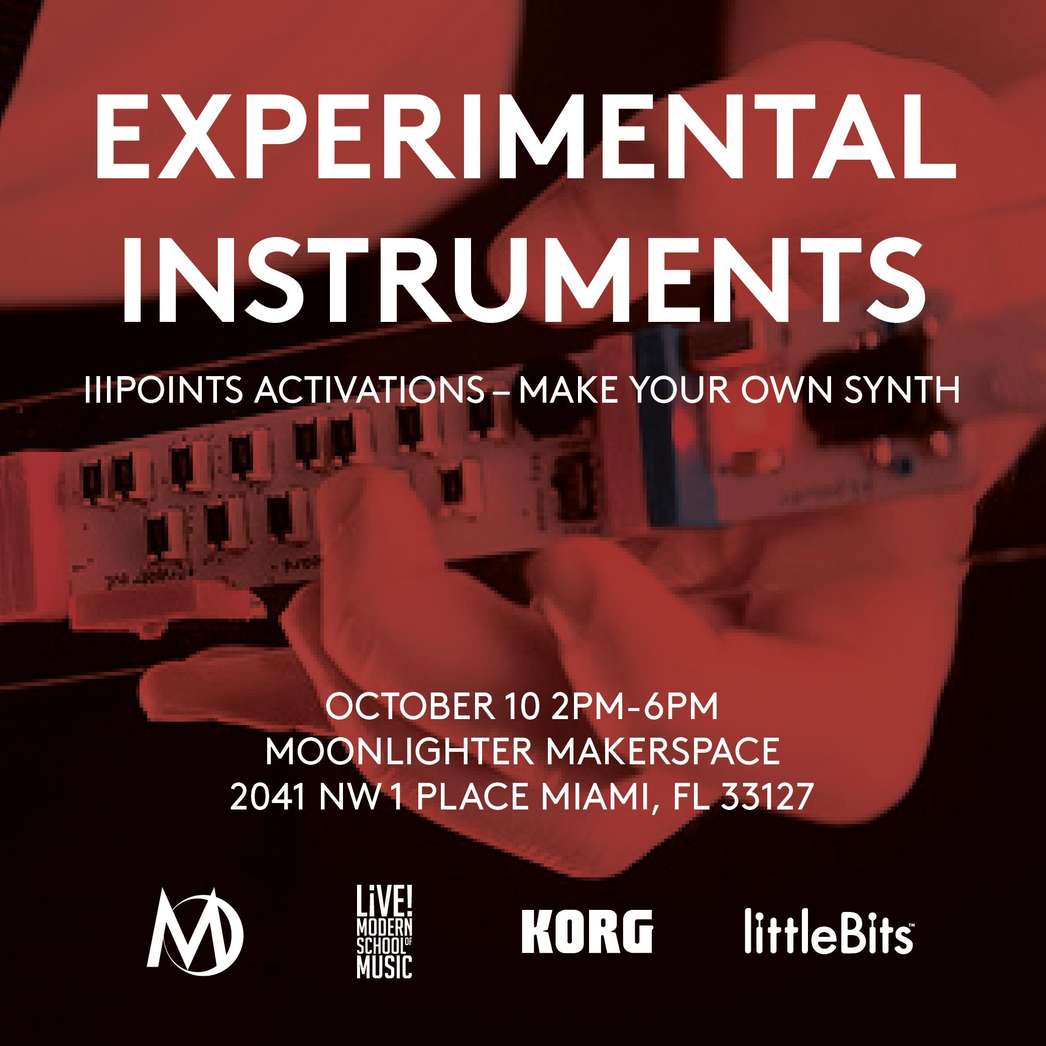 iiipoints activations moonlighter makerspace