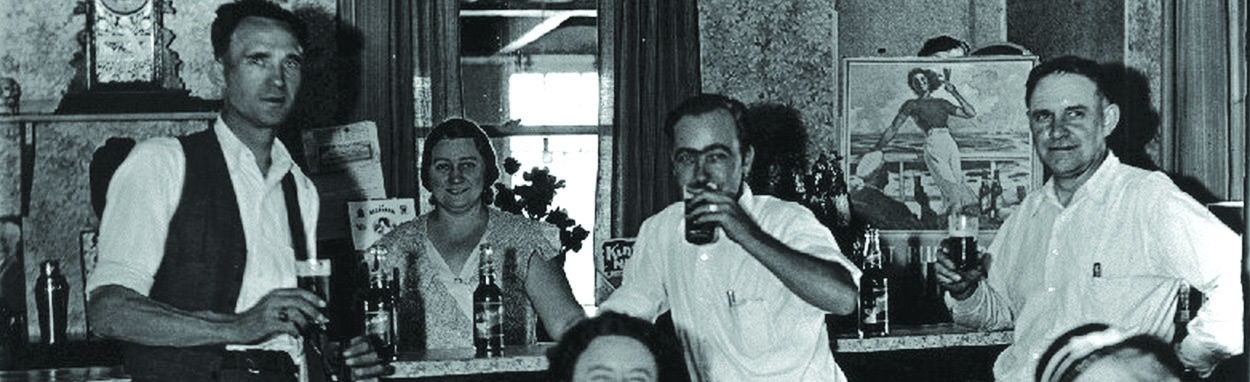 For many, prohibition was no excuse to not drink