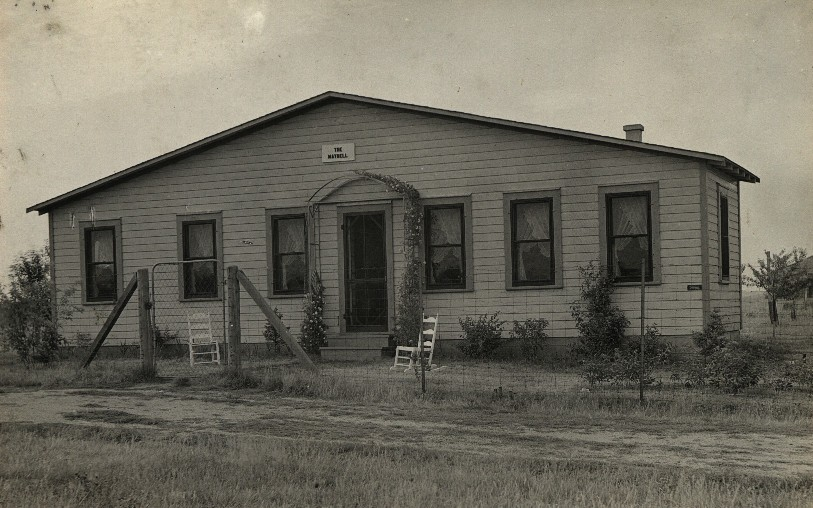 The Maybell photo from early 1930s