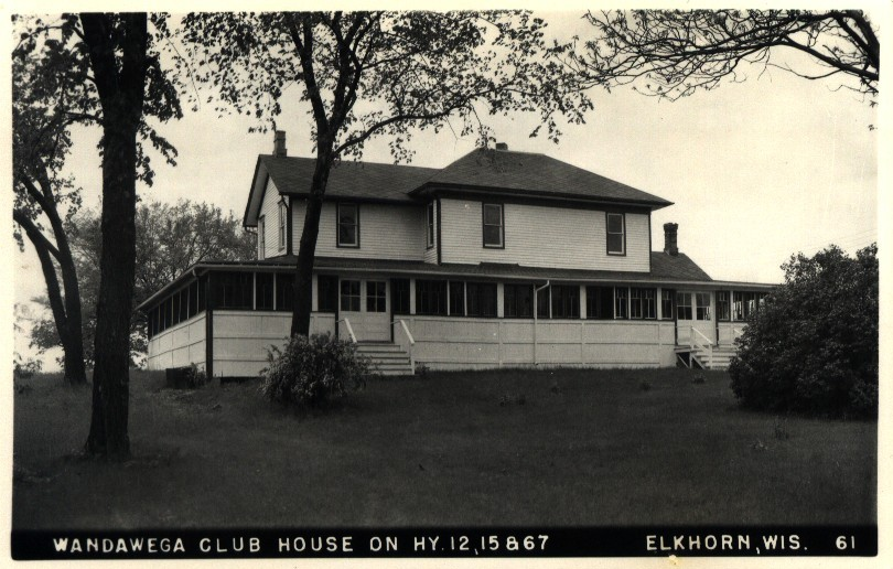 WCC Clubhouse in it's former glory
