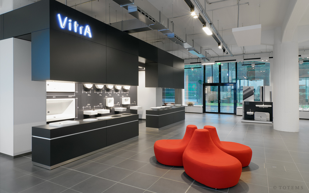 VitrA Flagshipstore Cologne
