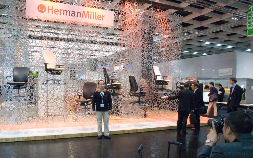 Herman Miller Orgatec Cologne
