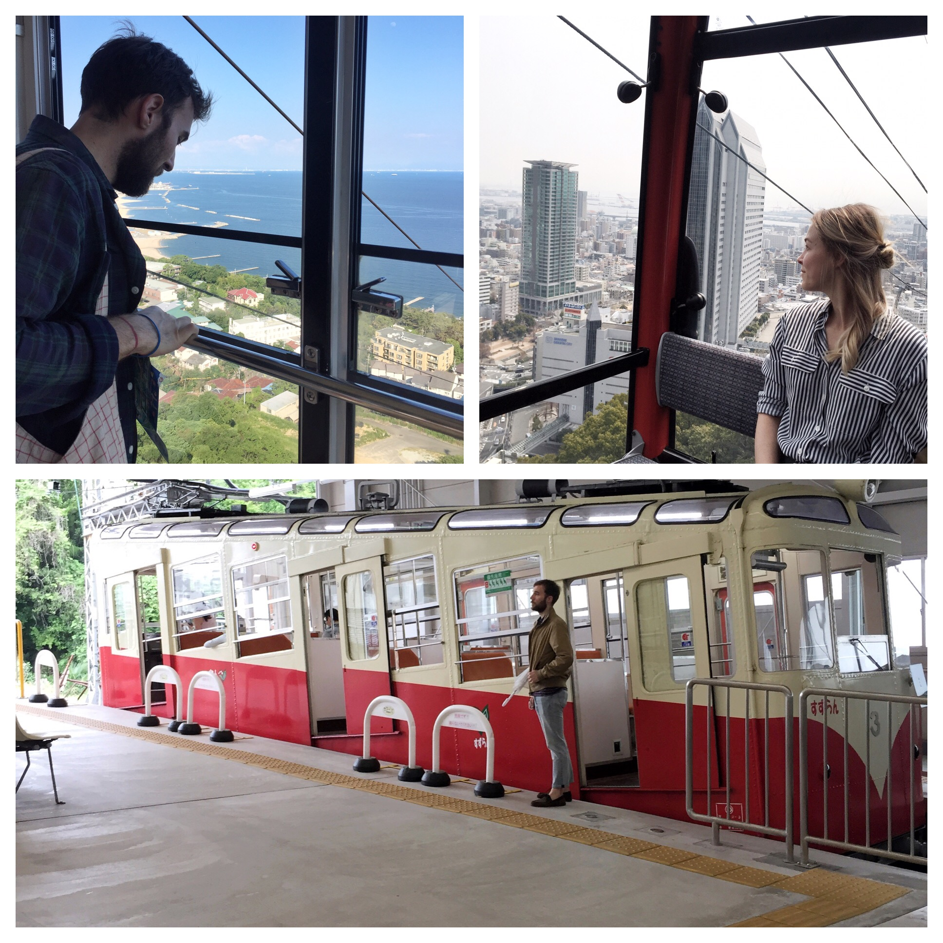 Some cable car adventures!