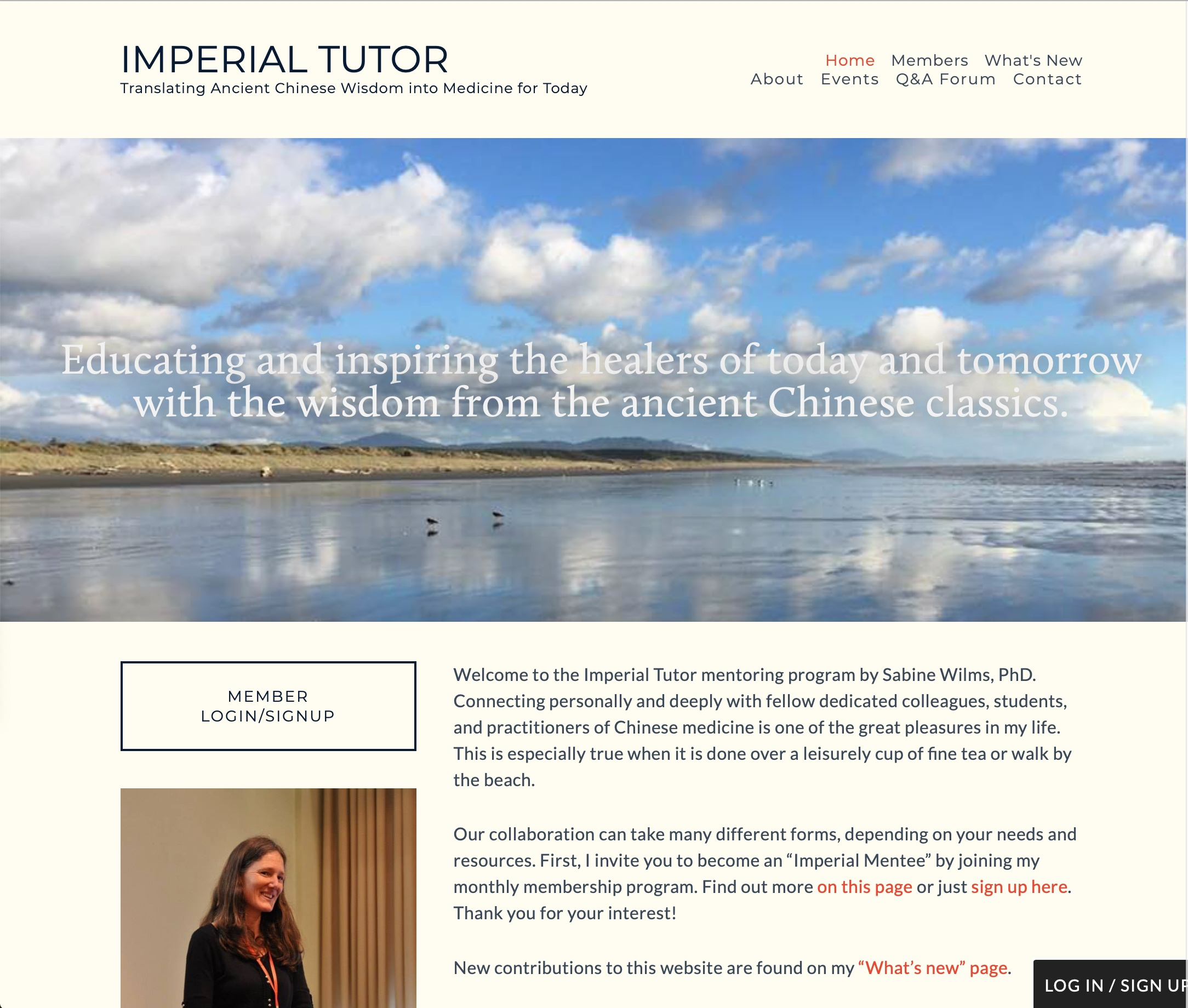 Imperial+Tutor+Website