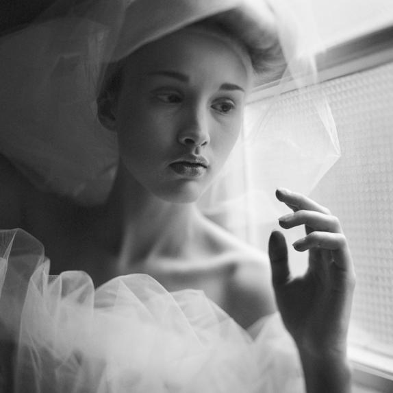 The Bride © Frederic Vanwalleghem - Shortlisted finalist - Black & White International Spider Awards London