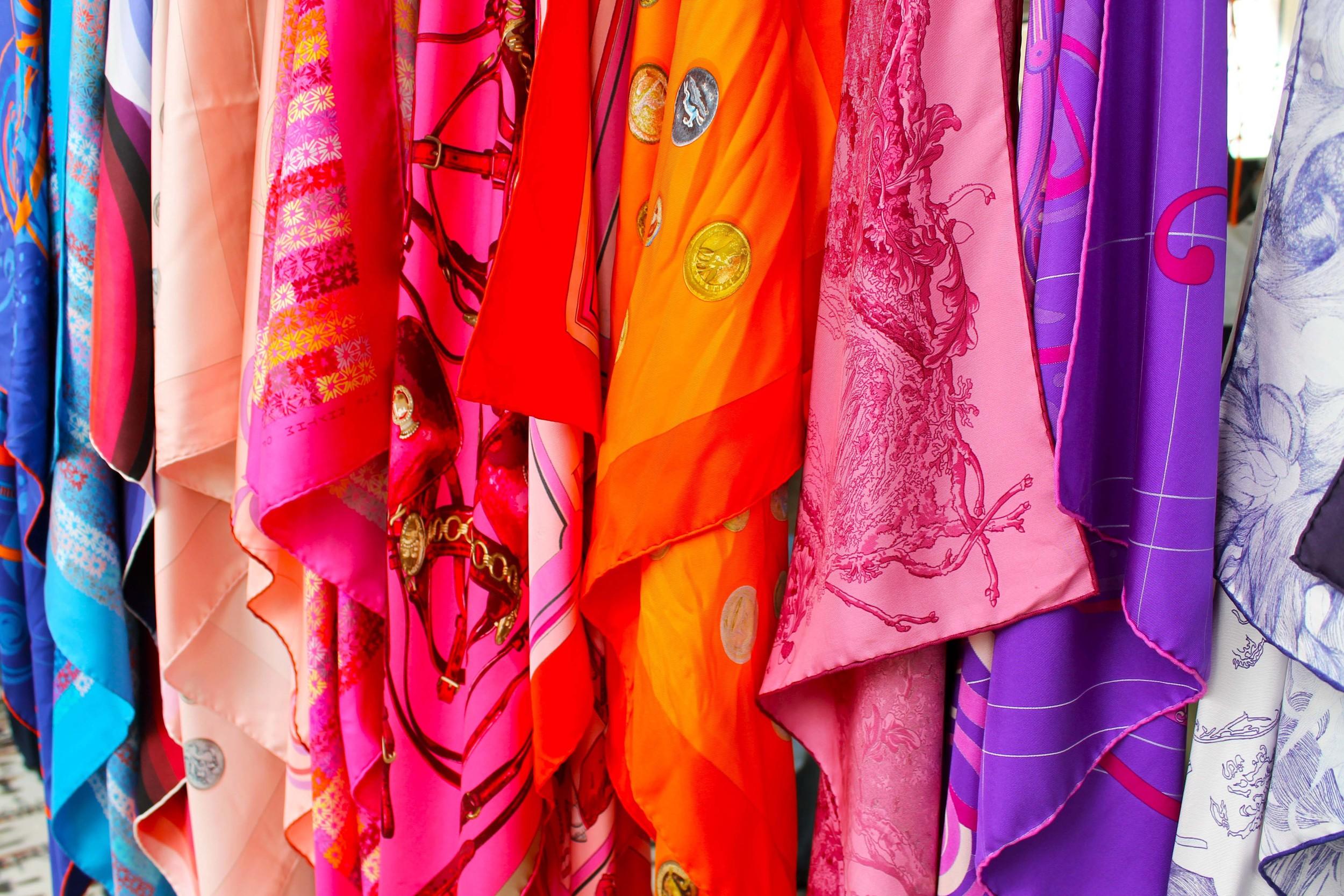 Such vibrant colors!