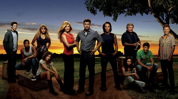 Friday Night Lights - The greatest television show of all time. That is all.