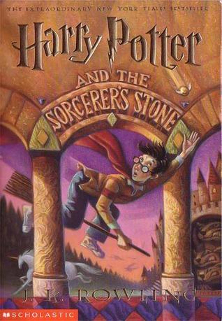 Harry Potter by JK Rowling