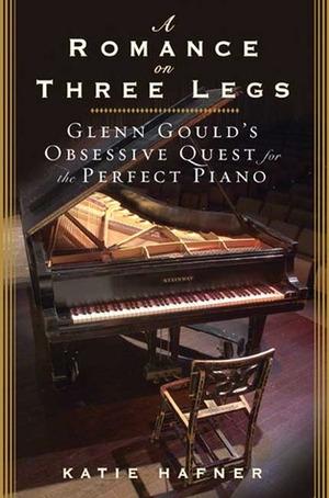 A Romance on Three Legs by Katie Hafner - On Clear Eyes, Full Shelves