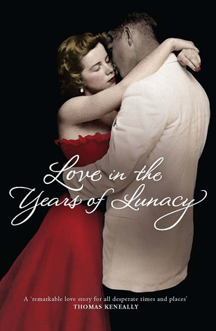 Cover Chat: Love in the Years of Lunacy - Australian Edition