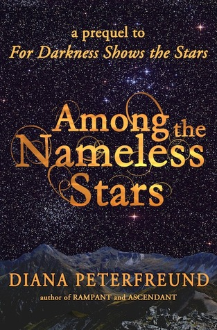 Among the Nameless Stars by Diana Peterfreund - List-O-Rama: Quickies on Clear Eyes, Full Shelves