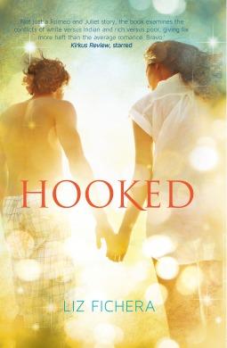 Hooked by Liz Fichera (Australian Cover)