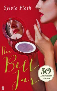 The Bell Jar by Sylvia Plath - Clear Eyes, Full Shelves