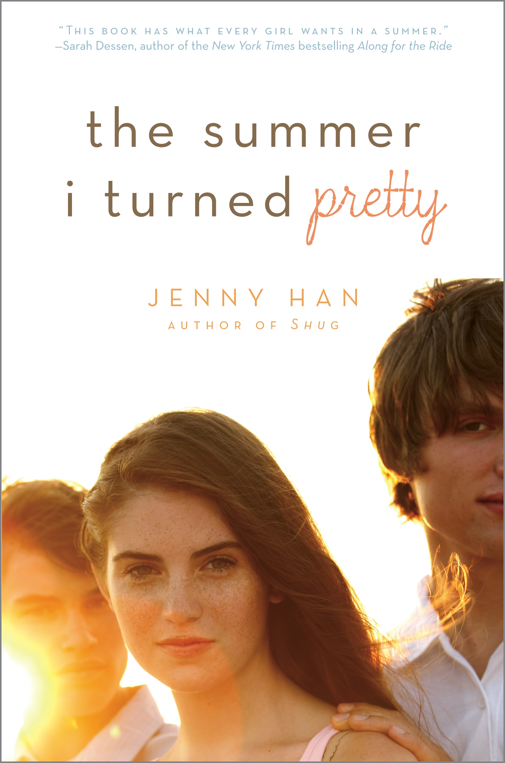 The Summer I Turned Pretty by Jenny Han - Coming to a small screen?