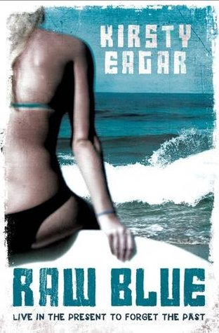 Raw Blue by Kirsty Eagar - Made of 100% Awesome