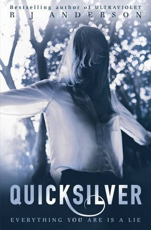 Quicksilver by RJ Anderson (May 2013)