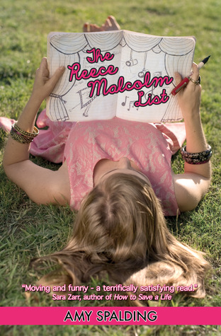The Reece Malcolm List by Amy Spalding (Jan. 2013)