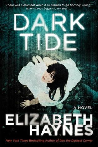 Dark Tide by Elizabeth Haynes | reviewed on cleareyesfullshelves.com