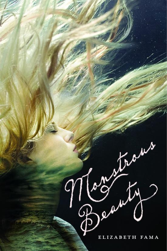 MonstrousBeauty by Elizabeth Fatma (Paperback)