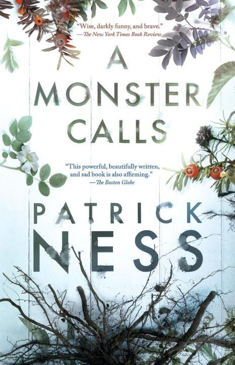 A Monster Calls by Patrick Ness | Paperback Cover, Oct. 2013
