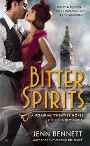 Bitter Spirits by Jenn Bennett (Jan. 2014, Berkley)