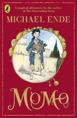 Momo by Michael Ende   Amazon  |  Goodreads