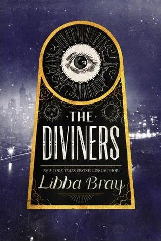 The Diviners by Libba Bray | Reviewed on Clear Eyes, Full Shelves by Sandra