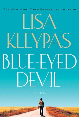 Blue-Eyed Devil by Lisa Kleypas   Amazon  |  Goodreads
