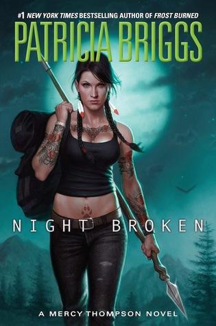 Mercy Thompson #8 - Night Broken by Patricia Briggs