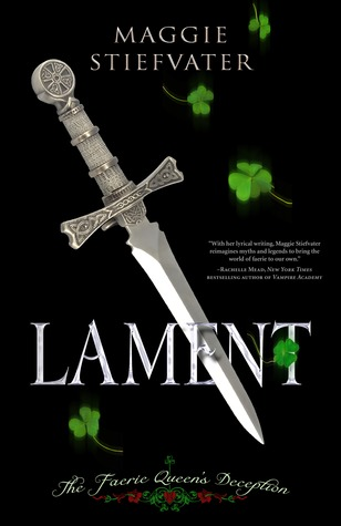 Lament by Maggie Stiefvater   Amazon  |  Goodreads