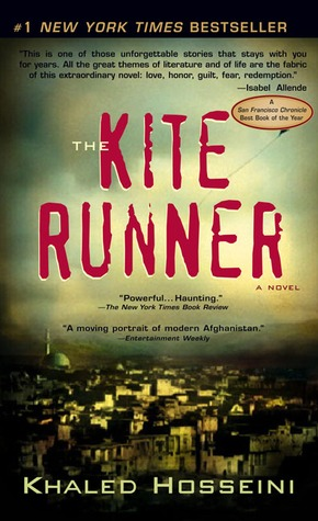 Book: The Kite Runner by Khaled Hosseini Why: Betrayal and redemption are at the core of this book.   Amazon  |  Goodreads