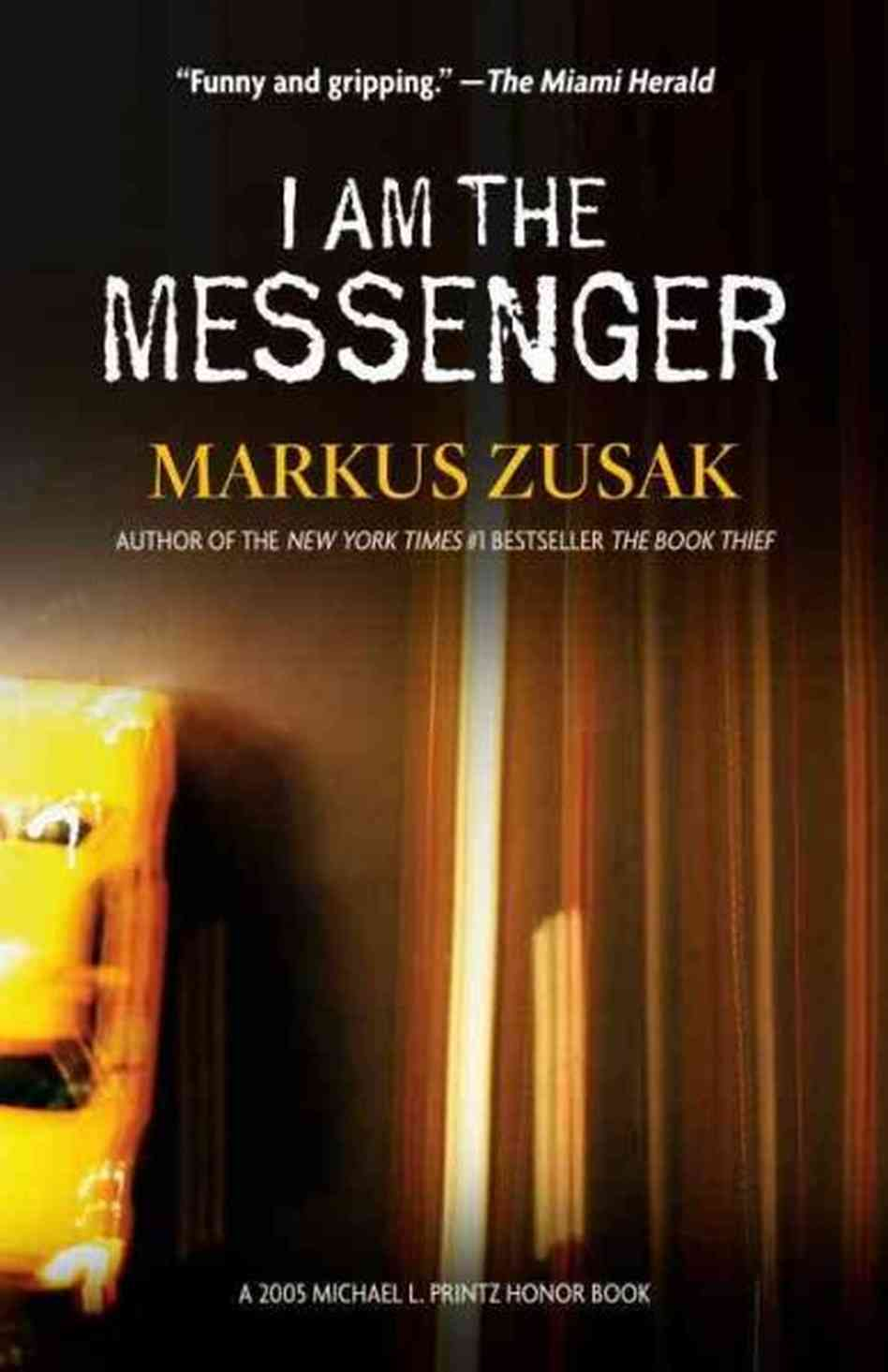 I am the Messenger by Markus Zusak | Reviewed on Clear Eyes, Full Shelves