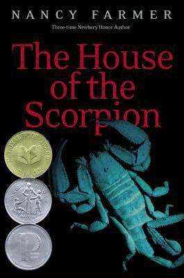 The House of the Scorpion by Nancy Farmer   Amazon  |  Goodreads